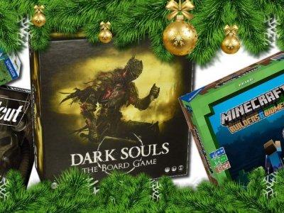 Weihnachtsgeschenke für Gamer: Brettspiele mit Videospiel-Lizenzen