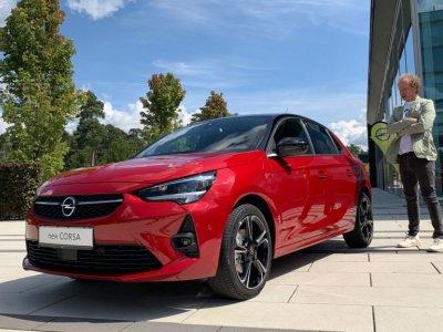Der neue Corsa bleibt optisch ein wahrer Opel