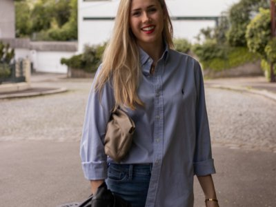 BLOG YOUR STYLE: Boyfriend Hemd
