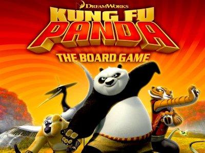 Da kommt was Dickes auf uns zu: Brettspiel zu Kung Fu Panda erscheint
