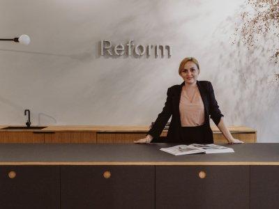 Job Report: Rebecca, Managing Director DACH