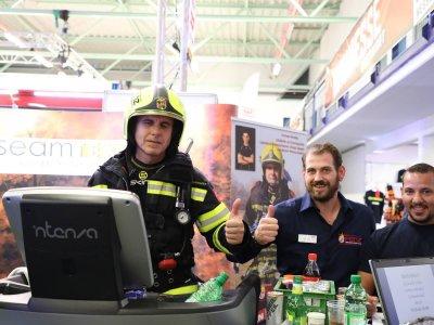 Der Feuerwehrmann und sein vierter Weltrekord
