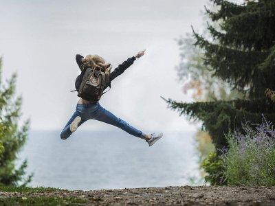 Unser Senf: Warum ich beim Wandern nicht mehr grüße