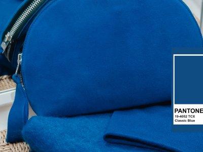 Classic Blue – die Trendfarbe 2020 für Fashion und Beauty