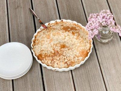 Bibi und Tina: Der Butterkuchen mit Dinkelmehl