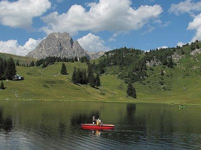 10 traumhafte Seen in Vorarlberg