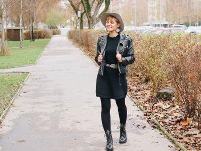 Wintertrend: Strickkleider an kalten Tagen