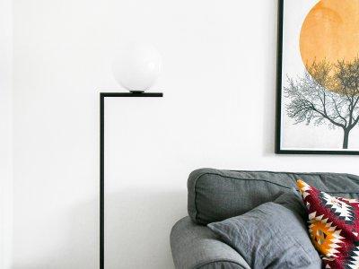 Wohnideen: Dekoration im skandinavischen Design