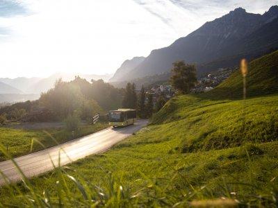 Mit den Öffis durch Tirol