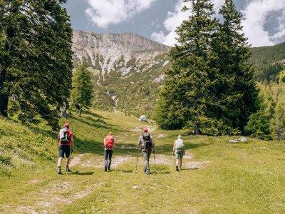 5 Dinge, die nur beim Wandern völlig normal sind