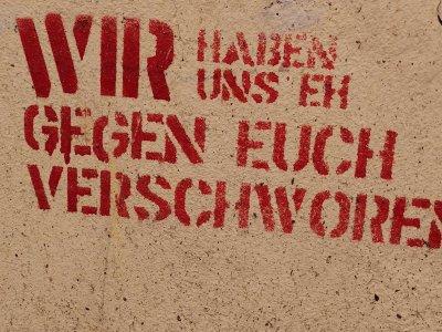 """""""Für mich ist alles eine Leinwand"""": Unterwegs mit einer Wiener Taggerin"""