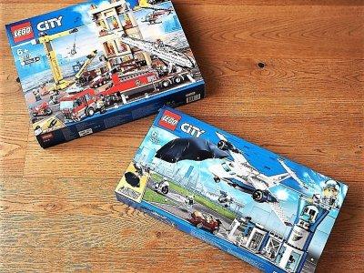 Lego City – kleine Steine, grosser Spielspass (Gewinnspiel)
