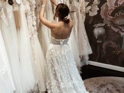 WEDDING UPDATE 2K20 – THE DRESS – In 3 Anläufen zum Traumkleid