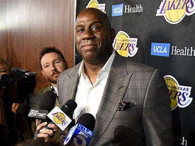 """NBA: Magic: """"Ohne mich wäre LAL nicht in dieser Position"""""""