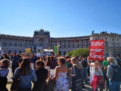 Wo ihr in Österreich am Klimastreik teilnehmen könnt