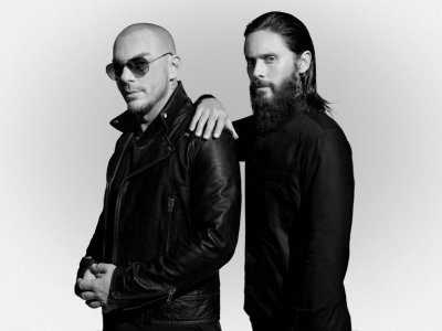 Thirty Seconds To Mars Exklusive Headline Show am 15. August im SparkassenPark