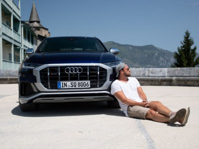 Im brandneuen Audi SQ8 TDI (435 PS) über die Pyrenäen – Fahrbericht im Video