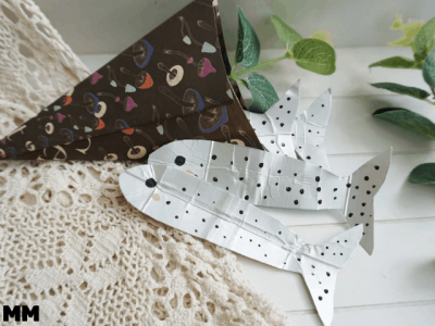 Sardinen für die Kinderküche – Tetra Pak Upcycling