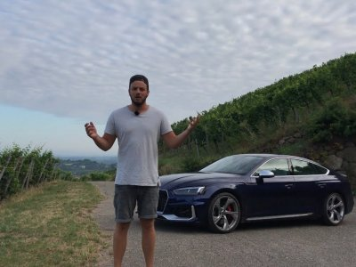 Audi RS5 Sportback (450 PS) – Fahrbericht im Video