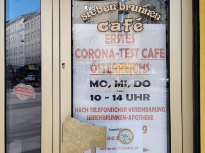 4 Wiener Lokale, in denen ihr Corona-Tests machen könnt