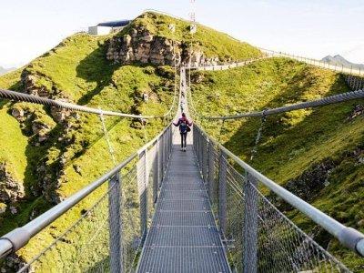 Die coolsten Hängebrücken in Österreich