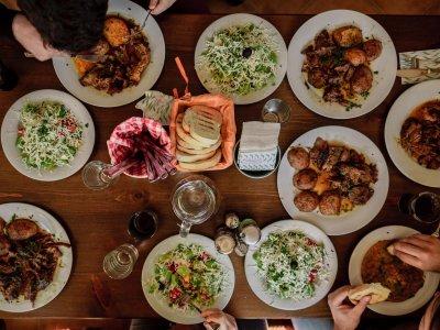 Lokale für Veggies und Fleischtiger in Wien