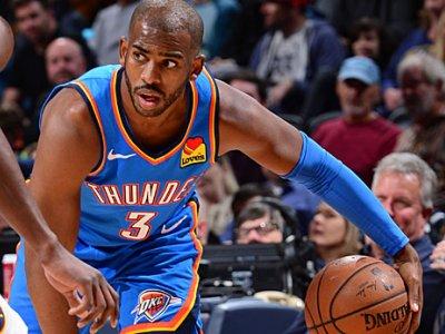 """NBA: OKC: Paul-Trade """"unwahrscheinlich"""""""