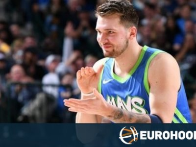 Luka Doncic fällt für sechs Spiele aus