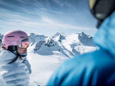 Wo ihr in Salzburg schon ab Herbst Skifahren könnt