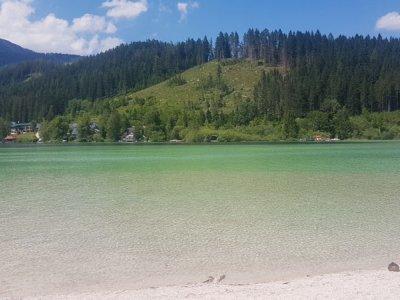 Erlaufsee: Ein Ausflug ins türkise Badeparadies