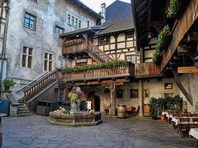 Programmpunkte für einen Tagesausflug nach Feldkirch
