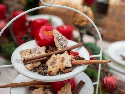 Zuckermandel Kekse