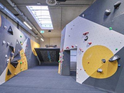 Die Boulder- und Kletterhallen in Wien