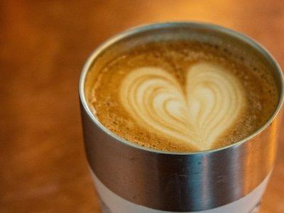 Coffee to go in Wien im Lockdown