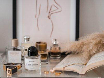 My Top 5 Fragrances 2020