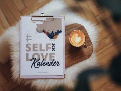Kalender 2020 zum Ausdrucken + monatliche Selflove Inspiration