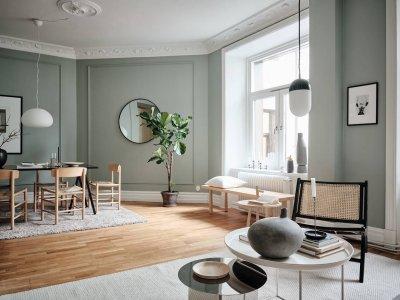 Skandinavischer Einrichtungsstil – 5 Tipps zum Wohnglück