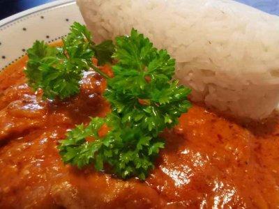 Afrikanisch Essen – Afrikanischer Eintopf aus Nigeria