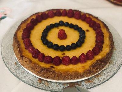 Portuguese Cheesecake – Tarte de Requeijao