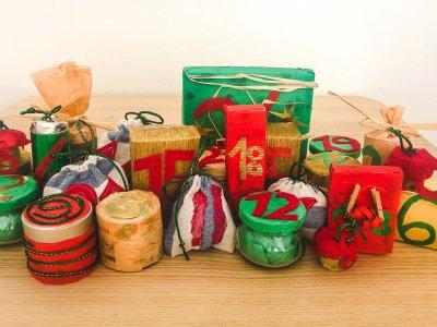 5 Upcycling-Ideen, mit denen du deinen Adventkalender selbst basteln kannst