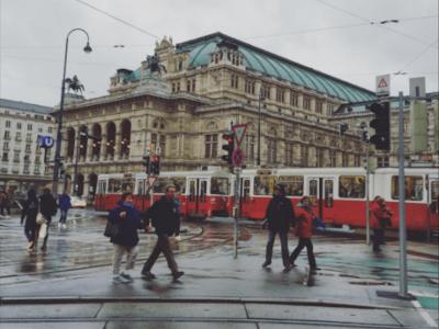 Was man bei Regen in Wien machen kann