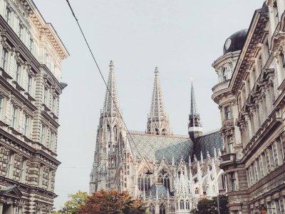 Die Votivkirche wird zum erweiterten Hörsaal der Uni Wien