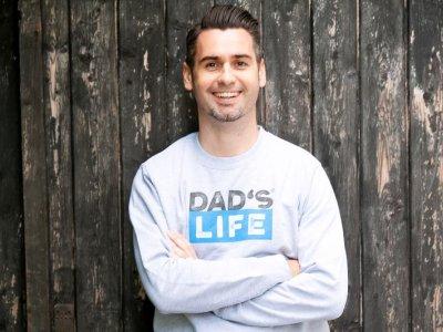 Dad's Life: Zu Gast am digitalen Stammtisch für Väter
