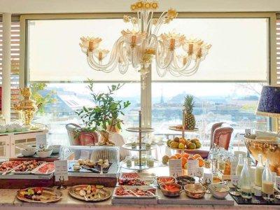Frühstücken in Wien mit Aussicht