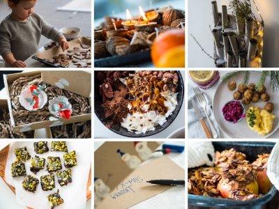 Das More is Now Weihnachts-Special mit Kindern – Die schönsten Rezepte, DIYs & Geschenkideen aus der Küche