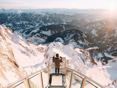 9 spektakuläre Aussichtsplattformen in Österreich