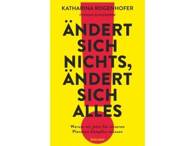 """Gewinne 3×1 Exemplar vom Buch """"Ändert sich nichts, ändert sich alles"""""""