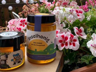 Gewinne Wiener Honig vom Dach vom Bio-Imker Thomas Zelenka