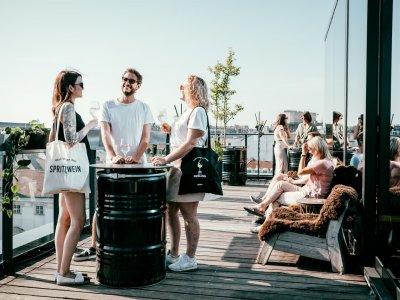 Die schönsten Dachterrassen-Bars in Österreich