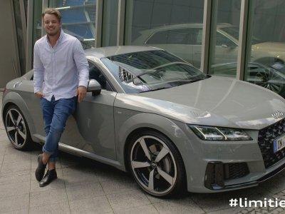 Die Audi TT Quantumgrau Edition (2020) – (Werbung)
